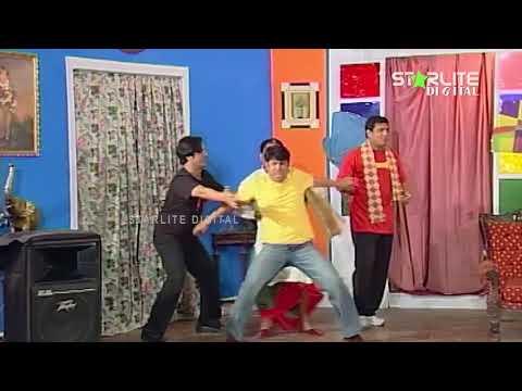 Gulfaam, Naseem Vicky New Pakistani Stage Drama Wohti Da Sawaal Ae Full Comedy Clip | Pk Mast