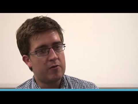 Executive MSc Logistics and Supply Chain Management: David West student video