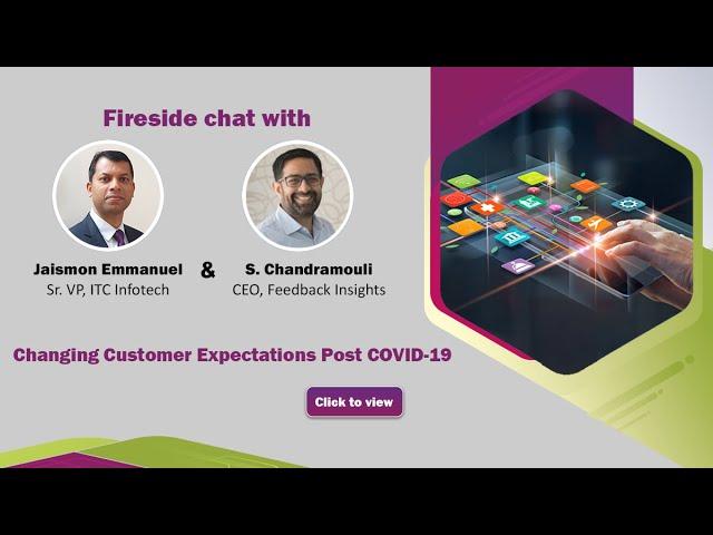 Webinar - Changing Customer Expectations Post COVID 19