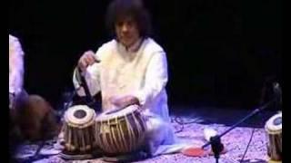 Zakir Hussain - Alla Rakha Tribute Concert - APRIL 05