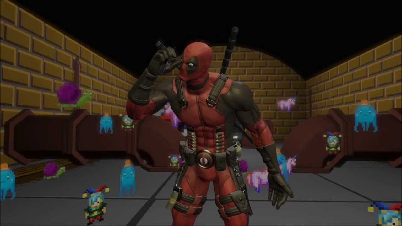 Deadpool: How to get 15 million hits on your website.