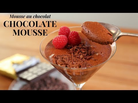 French Chocolate Mousse: Simple Steps To Get It Right