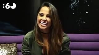60 segundos con Becky G / Preguntas en español