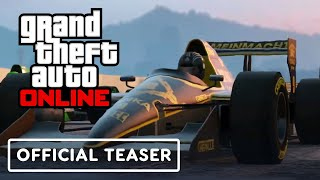 GTA Online - Official Open Wheel Racing Trailer