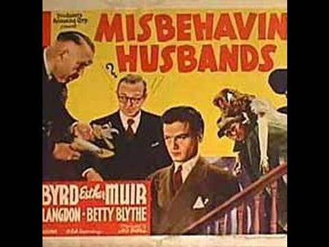 Misbehaving Husbands 1940  William Beaudine