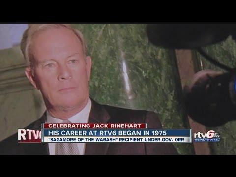 Jack Rinehart retiring at 41 years at RTV6