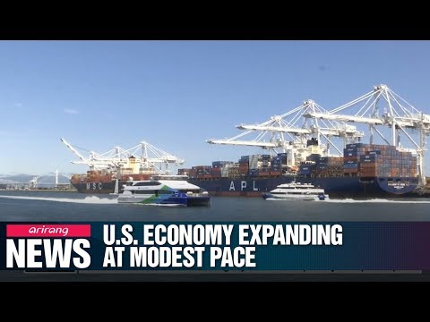 U.S. economy is expanding at modest pace: Fed
