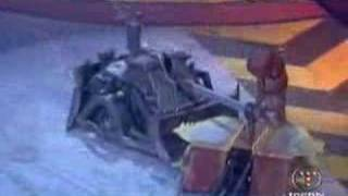 Robot Wars Extreme 1 - House Robot Rebellion