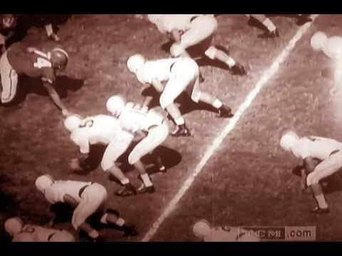 OU -Texas Red River Shootout 1955 - Tommy McDonald Jimmy Harris - great link too