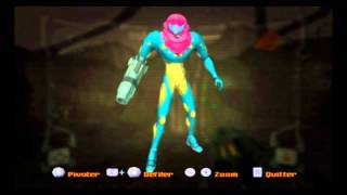 Walkthrough FR l Metroid Prime l Costume Fusion