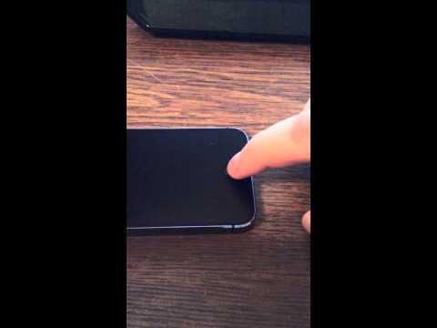 Хруст кнопки home на iPhone 5s [Решение в описании]