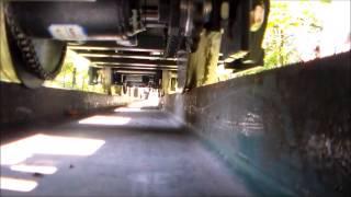 Die Brohltalbahn D5 bei den Dampfbahnern in Leverkusen (01:22)