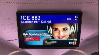 German Train Travel In Style