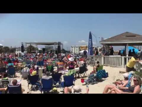 The 2017 Atlantic Beach North Carolina Beach Music Festival