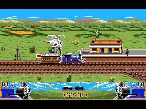 Thomas the Tank Engine Longplay