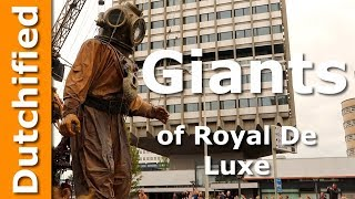 Giants of Royal de Luxe