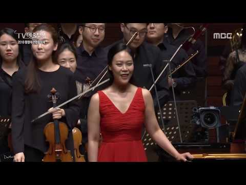 Yeol-Eum Son: Rachmaninov, Piano Concerto No. 2 in C minor, Op. 18 (+Encore)