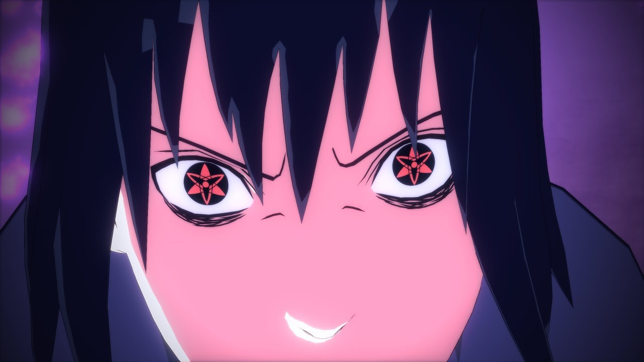 Ultimate Eternal Mangekyou Sharingan~Uchiha Sasuke~NARUTO ...