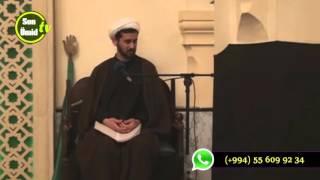 Haci Rza Əyyam Fatimiyyə 11 03 2016