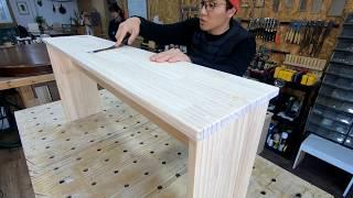 사이드테이블만들기 / 간단한가구만들기 / sidetab…