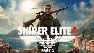 Sniper Elite 4 | The nazi's have a new 'Wonder Weapon' | Episode 2