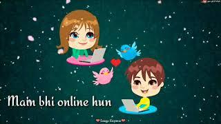 Tu online h wts status vid 2017mr h banna