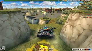 Tanki Online Drone Gameplay With M4D_GENiUS