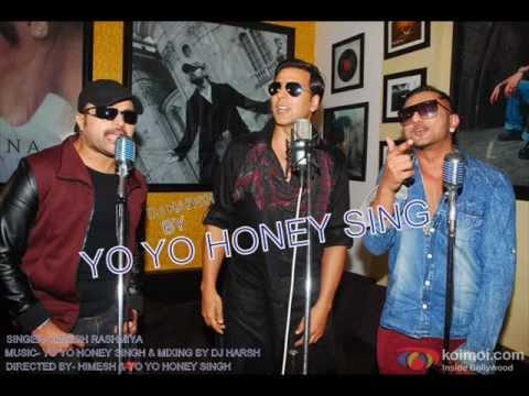 HOOKAH BAR BY HIMESH AND YO YO HONEY SINGH AND DJ HARSH