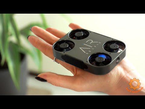 Карманный дрон для селфи и ещё 6 удивительных изобретений