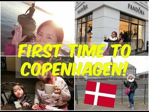 First time to Copenhagen, Denmark!!! (Expensive?) | Vlog