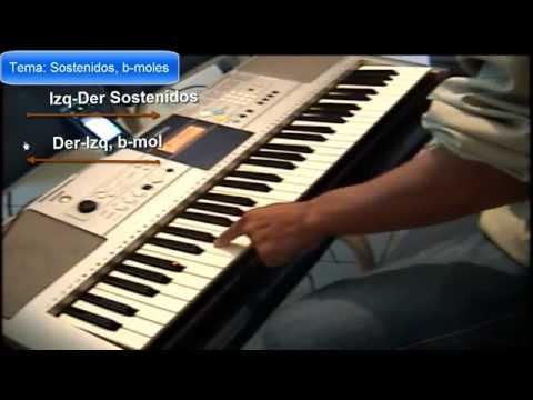 como-aprender-a-tocar--teclado-facil---de-una-vez-por-todas---para-principiantes---lección-#1