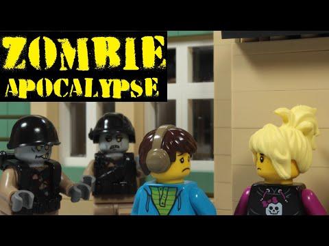 Lego Zombie Apocalypse Episode 7 Stop Motion Animation