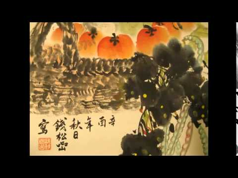 Classical Japanese Koto Music - Izumi-Kai Original Instrumental Group - Rokudan - YouTube.FLV