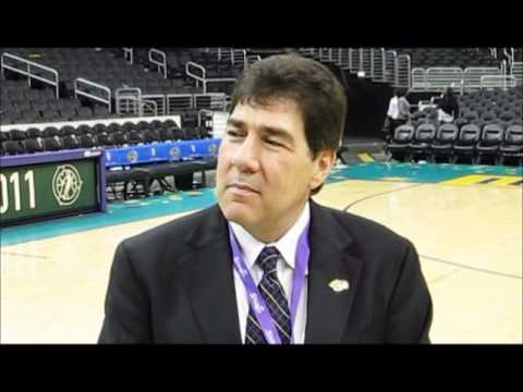 SPARKS' PRESIDENT MIKE LEVY HOME OPENER POST GAME INTERVIEW
