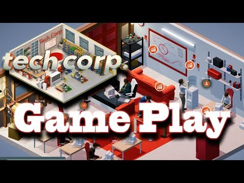 Tech Corp Game Play  