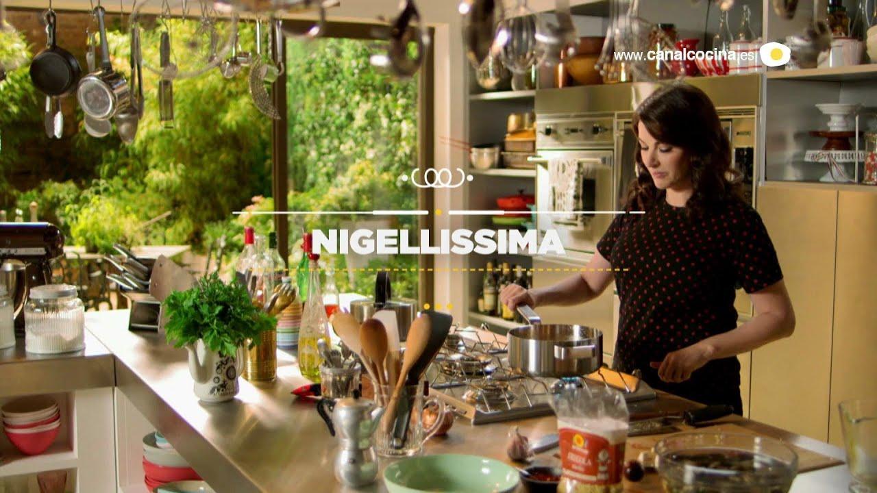Ver C Cocina Online | Descubre Nigellissima En Canal Cocina Con Nigela Lawson Youtube