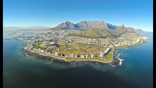 Overview of Cape Town