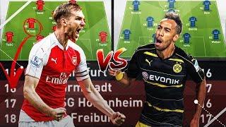 DAS SCHNELLSTE VS DAS LANGSAMSTE TEAM!!? WELCHES IST BESSER?! FIFA 17 EXPERIMENT#30