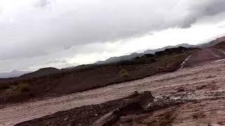 Un tramo de la ruta 52, que une Villavicencio con Uspallata, quedó cortado thumbnail