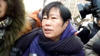 신의한수 생방송 (1월23일- 방심위 농성장 상황!)
