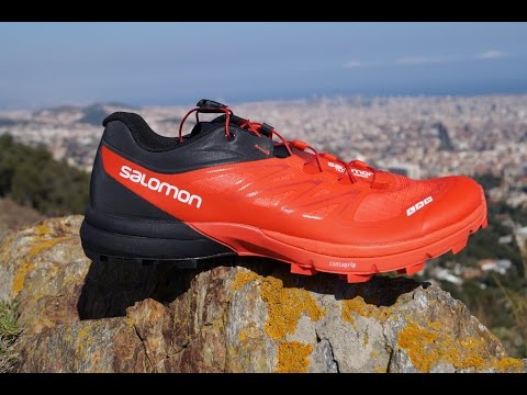 0ef33b8323e6 Salomon S-Lab Sense 5 Ultra Softground Review - YouTube