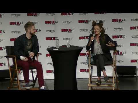 Michelle Gomez Q&A Fan Expo 2016
