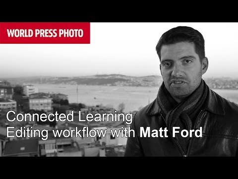 Video Editing workflow with Matt Ford