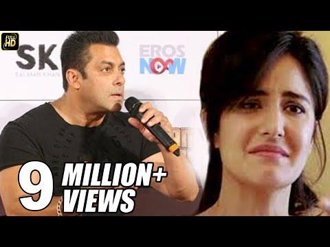 Salman Khan Gets ANGRY On Media When Asked About Ex-Girlfriends Katrina Kaif & Aishwarya Rai Mp3