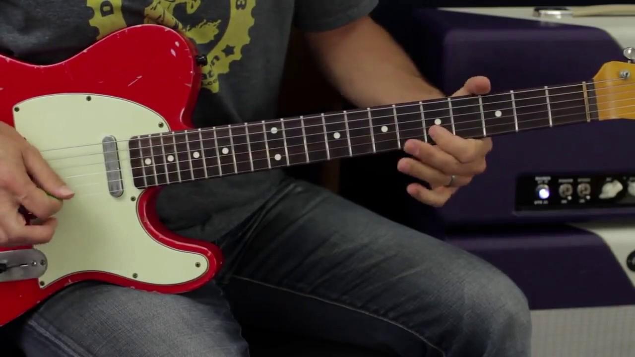 3 Major Pentatonic Exercises Every Guitarist Should Know! (Bonus PDF Chart))