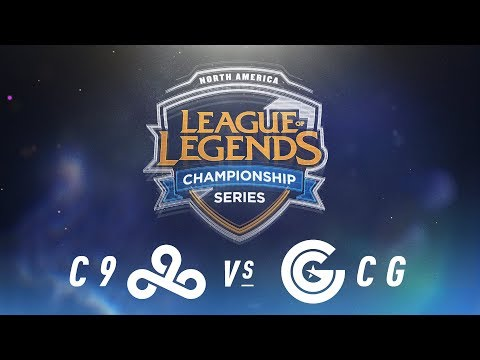 Download Youtube: C9 vs. CG - Week 9 Day 2 | NA LCS Spring Split | Cloud9 vs. Clutch Gaming (2018) Tiebreaker