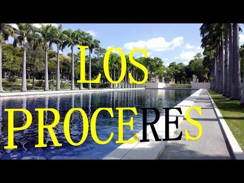 LOS PROCERES CARACAS CONOCE SUS CALLES Y SU PASEO