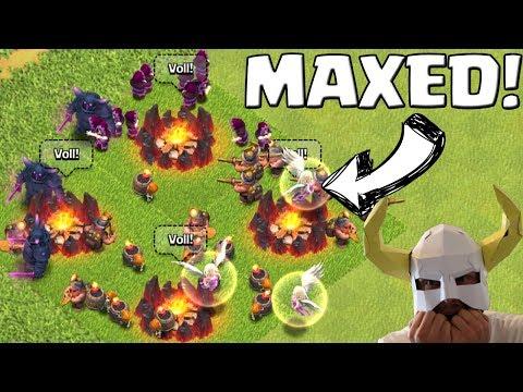 MAXED TRUPPEN - ESKALATION! || CLASH OF CLANS || Let's Play CoC [Deutsch German HD]