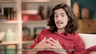 Programa Palavra Literária | 01 | Caio Ribeiro