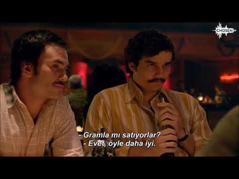 Narcos Pablo Escobar Hamamböceği İle İşbirliği Yapıyor (TR Altyazı)